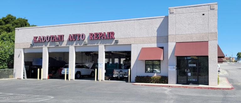 kadotani auto repair
